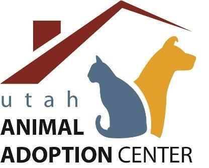utah animal adoption center logo