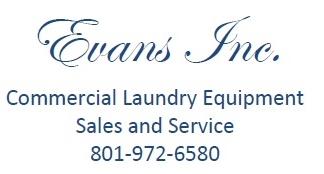 evans inc. logo utah animal adoption center sponsor